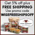 Shop Wise Food Storage for a gourmet meal gift!