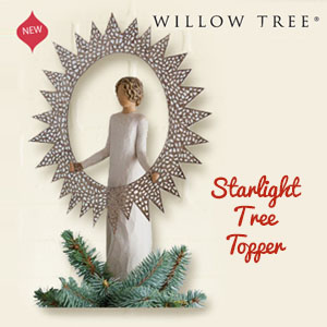 Willow Tree: Tree Topper