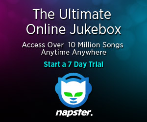 Unlimited Music On Demand - Napster