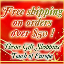 3 Day SALE Event Black Friday - Touch of Europe