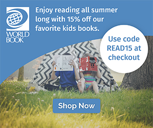 Save 15% Off World Book Books