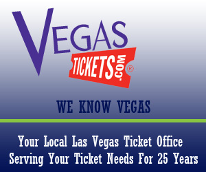Vegas Ticket