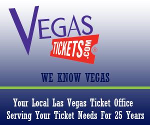 guide des spectacles de Las Vegas