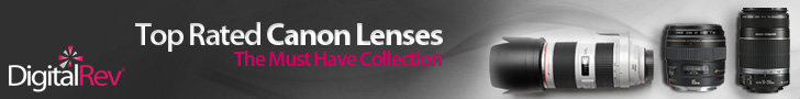 The Must Have Collection for Canon Top Lenses