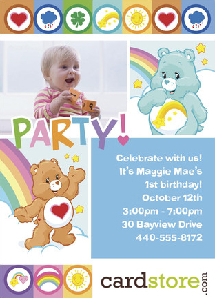 Personalized Party Invites at Cardstore.com! Shop Now!
