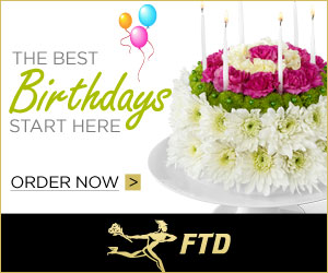 The Best Birthdays Start Here at FTD