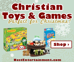Christmas Toys and Games 300x250