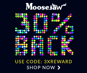Get 30% back in Moosejaw Rewards Dollars. Use code 3XREWARD or the deal won't work and you'll ruin e