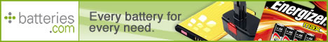 Batteries.com - Battery deals