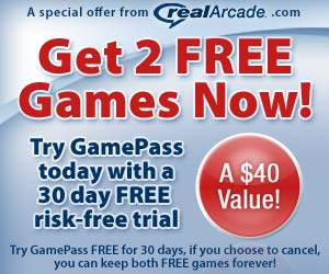 2 free Games this month only with GamePass