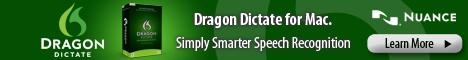Dragon Dictate for Mac: Simply smarter speech recognition