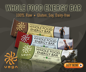 Vega Whole Food Energy Bars