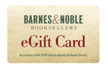 Barnes and Noble eGift Card