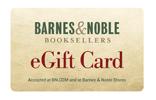 Barnes and Noble eGift Card