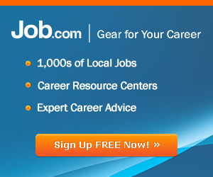 Find a new job at Job.com!