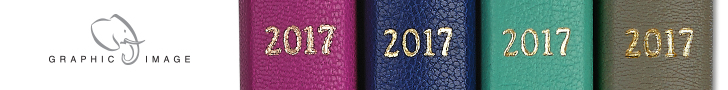 2015 Leather Planners and Agendas