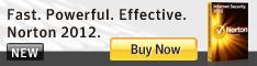 New Norton Internet Security 2012 - 234x60