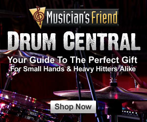 Save on Drums and Percussion