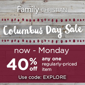 40% Off One Item with Coupon Code: Columbus40