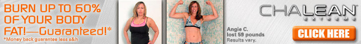 Burn up to 60% of your body fat