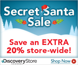 Black Friday Deals at Discovery Store