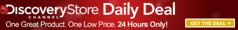 Discovery Channel Daily Deals