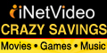 Best Deals on DVDs and Games on the web at Inetvid