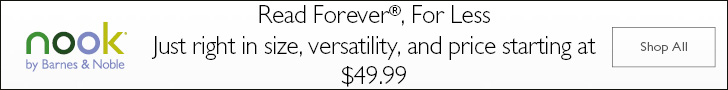 Read Forever, For Less. NOOK Devices Starting at $49.99! Shop BN.com