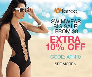 Sexy Swimwear Take An Extra 10% Off