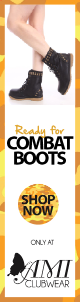 Shop AMIclubwear.com for great deals on fashionable combat boots!