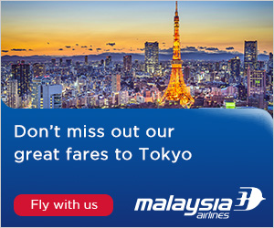 Getaway to Tokyo
