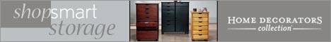 HomeDecorators.com: Bookshelves & Cabinets