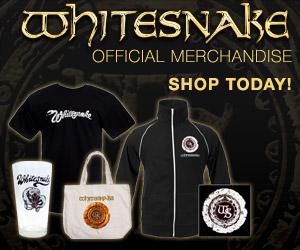 Whitesnake Official Merchandise
