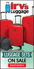 Hardside Luggage on SALE
