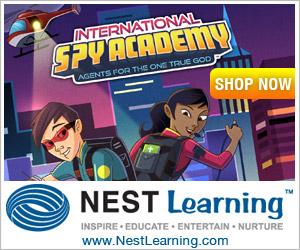 Spy Academy VBS at NestLearning.com