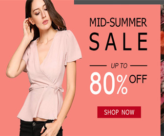 Get Up to 80% OFF MID-SUMMER SALE.