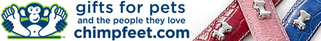 Chimpfeet - Gifts for Pets and Pet Lovers