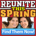 Reunite this spring and find people from your college or school.