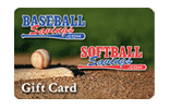 Baseball Savings Gift Card