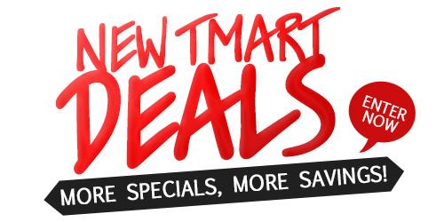 Tmart Deals - Big Discount, Saving More