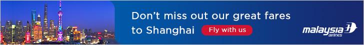 Getaway to Shanghai