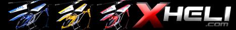 XHeli.com - #1 RC Helicopter Online Shop