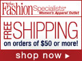 Fashion Specialists.com coupons