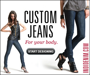 Jeans that fit your tush, heiny, bum, booty, butt.