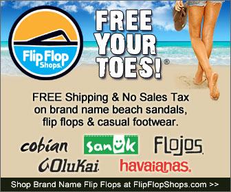 flip flop shops - children