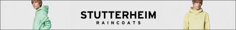 Stutterheim, raincoats, sweden, swedish, fashion, online