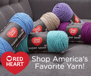 Shop Red Heart, America's Favorite Yarn