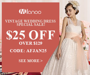 $25 Off Over $129 Your Purchase Vintage Wedding