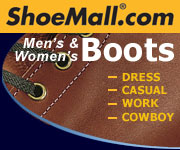 Save on men's and women's boots at the ShoeMall boot sale!