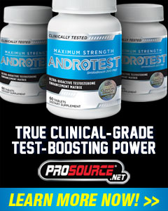AndroTest - True Clinical-Grade Test-Boosting Power